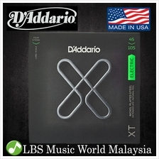 D'Addario XTB45105 XT Nickel Plated Steel Electric Bass Guitar String