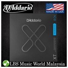D'addario XTAPB1253 XT Phosphor Bronze Acoustic Guitar String Light Da