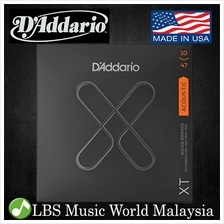 D'addario XTABR1047 XT 80/20 Bronze Acoustic Guitar String Extra Light