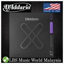 D'addario XTAPB1152 XT Phosphor Bronze Acoustic Guitar String Custom