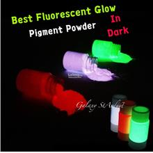 16 Color-White-Red-Powder-Paint-Multi Purpose-DIY-Glow-in-the-Dark