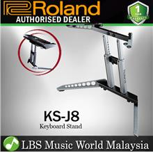 Roland KS-J8 Aluminum Keyboard Stand With High Adjustment (KSJ8 KSJ8)