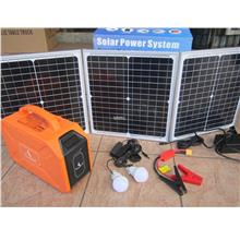 MY Professional 200W Solar Power Mobile Inverter Generator