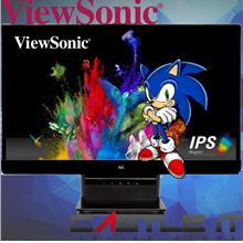 "Viewsonic 27 "" VX2770Sml-LED IPS Panel 2x HDMI VGA MHL Display Unit Use"