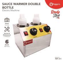 Sauce Warmer Double Bottle