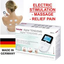 Beurer TENS EM49 Electric Stimulation Machine [Relief Pain & Massage]