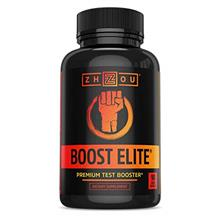 BOOST ELITE Test Booster Formulated to Increase T-Levels  & Energy - 9 Pow