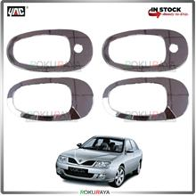 Proton Waja Door Handle Cover Garnish Trim ABS Plastic (CHROME OUTER)