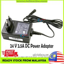High Quality 230V AC to DC 12V 30W 2.5A SAWA-17-25012 Power Adapter 2500mA 2A