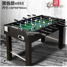 Foosball Table Soccer * Black Design