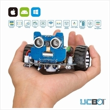 UCTRONICS WiFi Robot Car Kit for Kids and Teens to Build with Camera