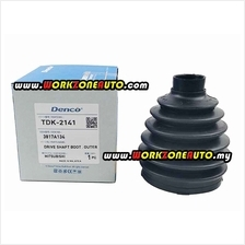 Proton Inspira CY4A Drive Shaft Boot Outer Side Rubber
