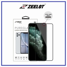Apple iPhone 11 11 Pro Pro Max XS XR Zeelot Steel Wire Tempered Glass