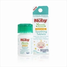 Nuby Chamomile Soothing Tablets Quick Dissolve 140 Count
