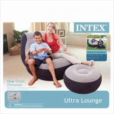 INTEX 68564 Ultra Lounge Inflatable Single Air chair sofa
