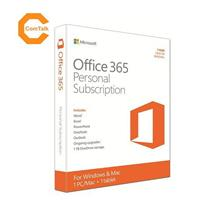 Microsoft Office 365 Personal (1 Year Subscription For PC & MAC)