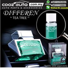 DIFFEREN Tea Tree Scent Luxury Air Vent Type Car Air Freshener Car Per