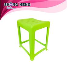 CHAHUA Plastic Chair Stools - 0838 Green 1 pc