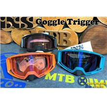 IXS Goggles Trigger (Combo Pack)