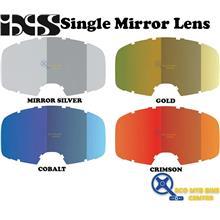 IXS Goggle Accessories - Single Mirror Lens