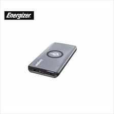 ENERGIZER 10000MAH 1-TYPE-C + 1-OUT QC3.0 WIRELESS CHARGING POWER BANK (QE1000