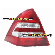 Mercedes Benz C-Class W203 2001 Tail Lamp Right Hand Depo