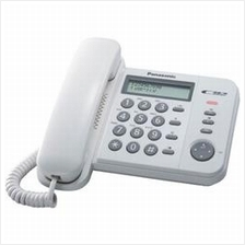 Panasonic Single Line Phone KX-TS560MLW (White)