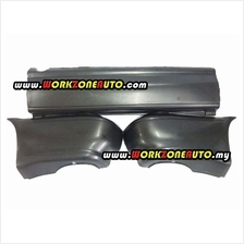Honda City SX8 Rear Bumper 3 Pieces Assy Set