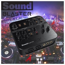 Creative K3 Sound Blaster SB1720 USB-Powered Recording and Streaming M
