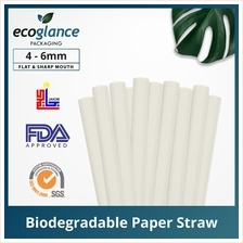 [Ecoglance Packaging] Wide Paper Straw