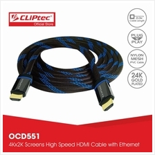 CLiPtec High Speed HDMI Cable with Ethernet 3.0 m-OCD551