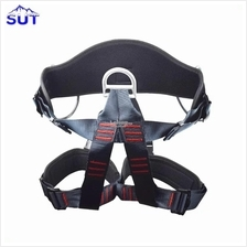 Outdoor Hiking Equipment - Rock Climbing Sitting Harness Quick Falling