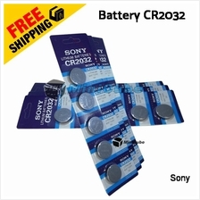 Battery Sony 1box 3V 100 pcs CMOS BIOS Battery CR2032 Computer