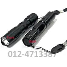 *Police 3W Mini^LED Bright Light Camping Torchlight Flashlight