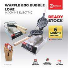 WAFFLE EGG BUBBLE LOVE ELECTRIC MACHINE