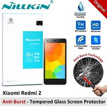 Nillkin Nano Anti-Burst Tempered Glass Screen Protector Xiaomi Redmi 2
