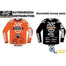 DA BOMB Shirt Downhill Jersey 2020 (Long Sleeves)