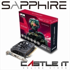 SAPPHIRE ATI R7 250 4GB DDR3 128BIT 512SP EDITION Graphic Card (11215-