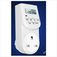 Digital LCD Electronic Programmable Timer Switch Socket-TE-K26