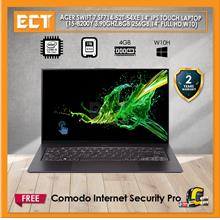 Acer Swift 7 SF714-52T-54XE IPS Touch Laptop Black (i5-8200Y 3.90GHz)