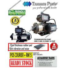 TSUNAMI CMH2-40K (0.75HP) SUITABLE 2-3 BATHROOMS, HOME WATER BOOSTER