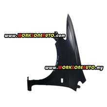 Honda City TMO 2008 Front Fender Right Hand Side With Hole