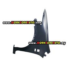 Honda City TMO 2008 Front Fender Left Hand Side With Hole