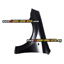 Chevrolet Optra Front Fender Left Hand Side With Hole