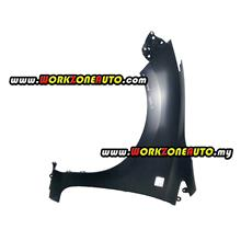 Honda City 2CT 2014 Front Fender Left Hand Without Hole
