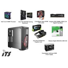 Gaming Desktop (Core i5-9400F/8GB/240GB M.2/GTX1660TI 6G)
