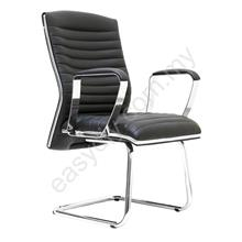 Leather / Fabric Office Chair / Conqueror Visitor Chair E 2014S