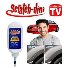 Car Scratch Remover Solution Scratch-Dini Vehicle