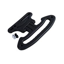 [From USA]E-Bro Car Seat Headrest Coat Hanger Holder with Safety Handle Passen