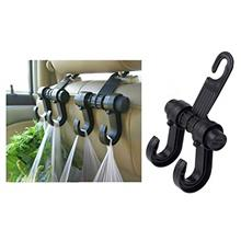 [From USA]BcuAutoZone Car Seat Headrest Hooks Strong and Durable Backseat Head